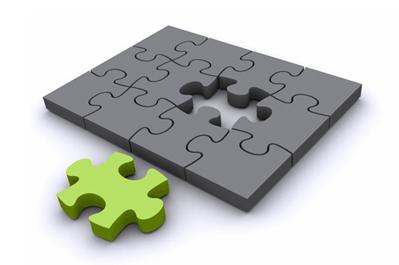 disegno di puzzle