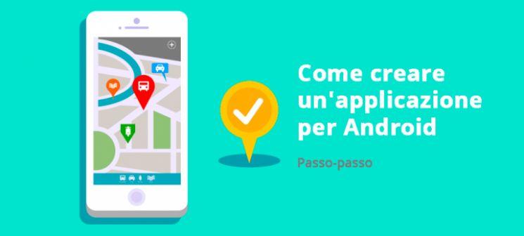 disegno Come creare un'applicazione per Android