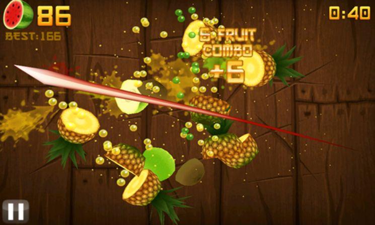 immagine Ninja Fruit