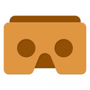 dispositivo realtà virtuale stilizzato