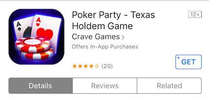 gioco di poker su Play Store