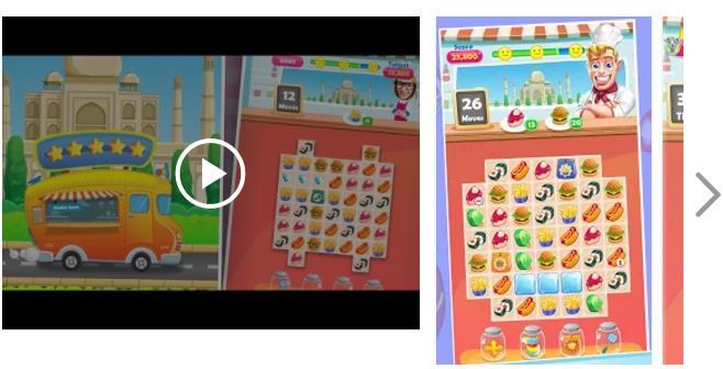 screenshot di Gioco mobile