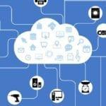 cloud con oggetti connessi
