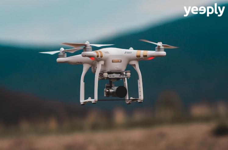 App per droni:  Le ultime novità per il tuo drone.