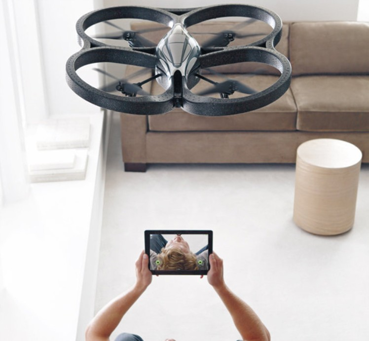 Parrot AR drone - app per droni