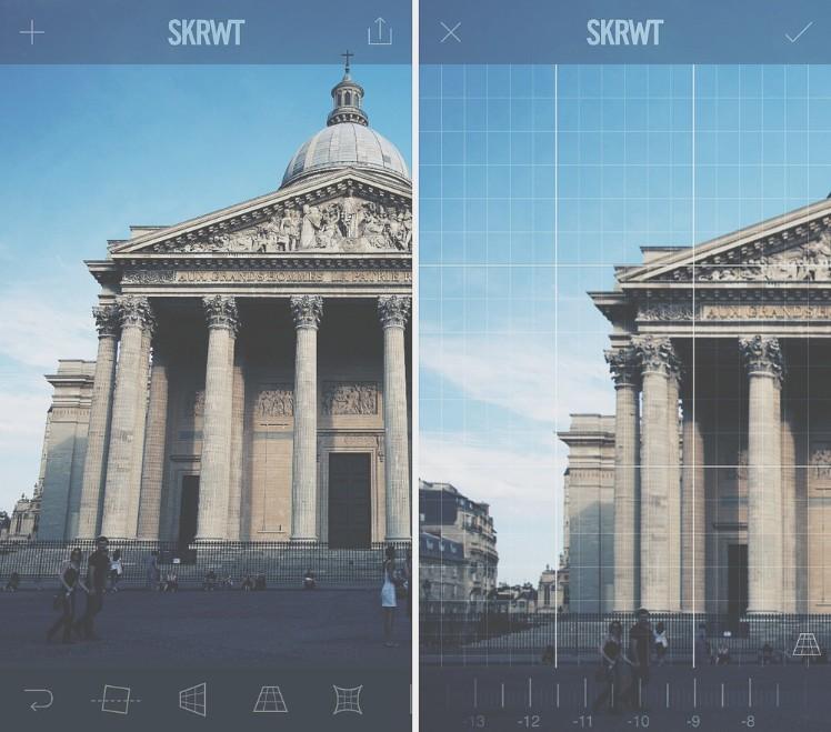 SKRWT APP- app per droni