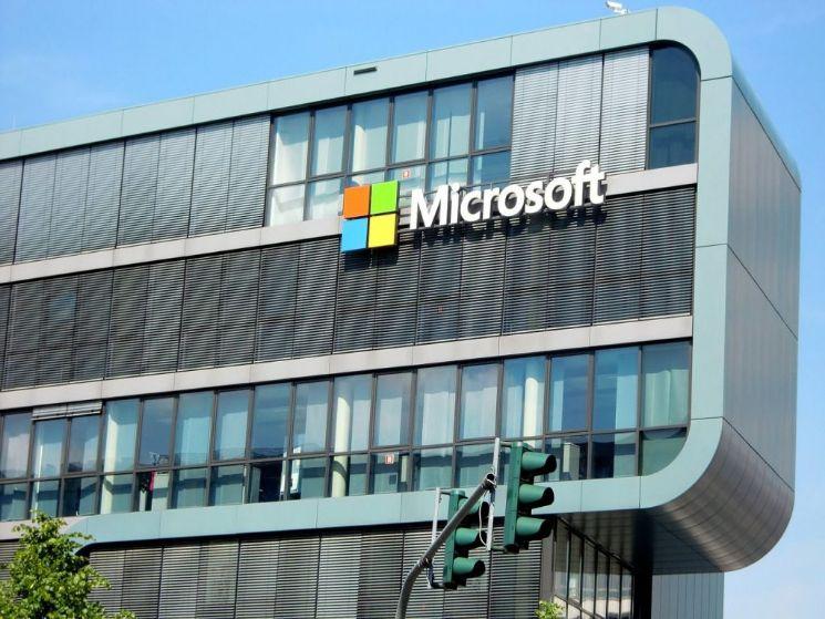 immagine sede di Microsoft