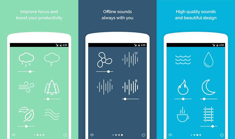Benefici di Noisli - app utili
