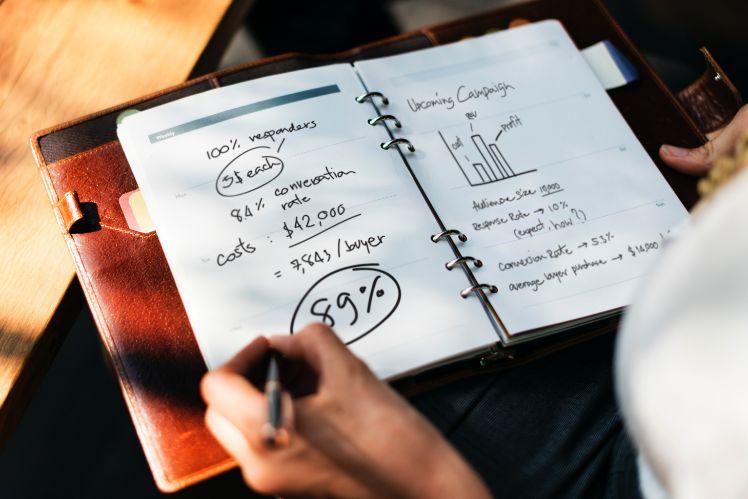 quaderno- quanto guadagnare con le app