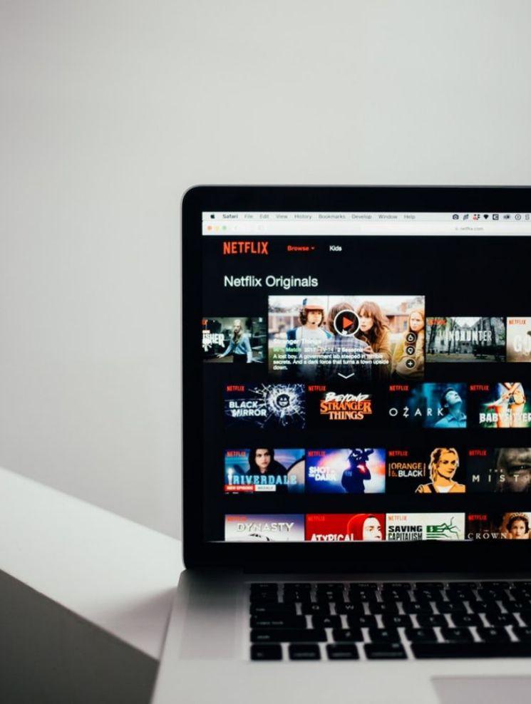 Netflix - applicazioni web