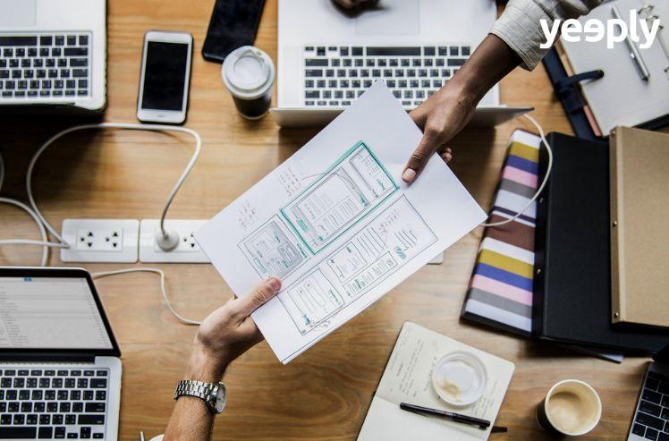 L'UI & il design nelle app mobile e la loro importanza