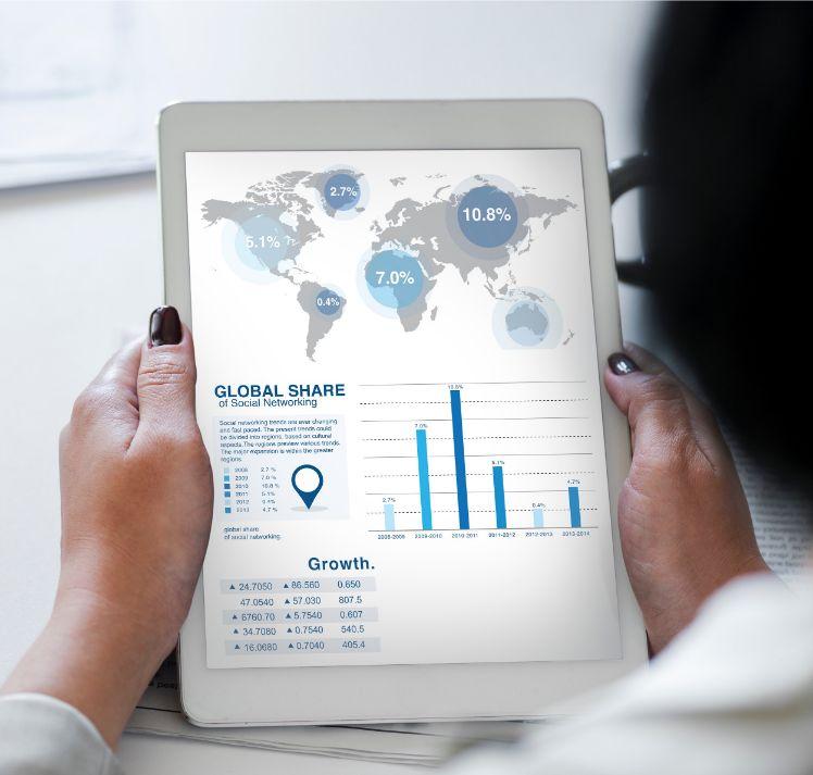 analizzare ipad - sito internazionale