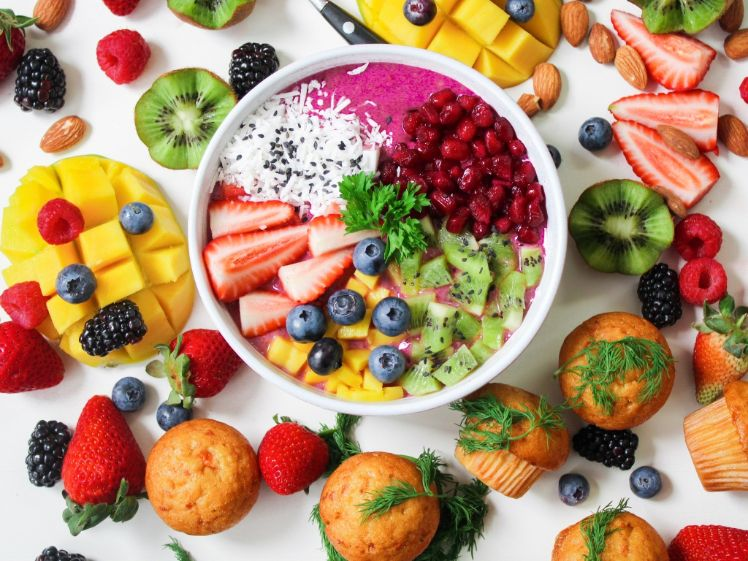 dieta - mangiare sano - app per la salute