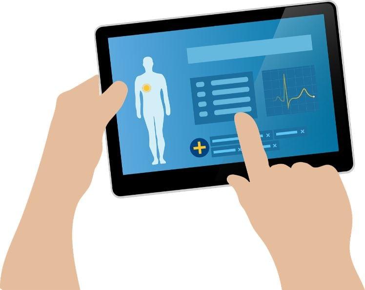 app per la salute - dieta - medicina