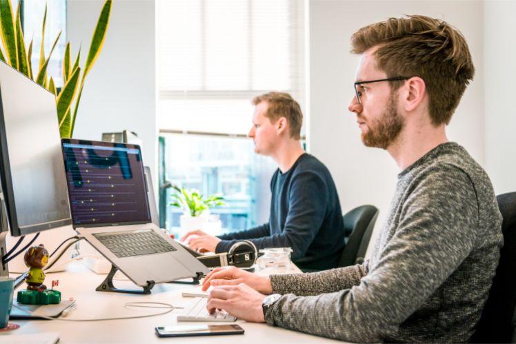 team di programmazione -sviluppare app multipiattaforma