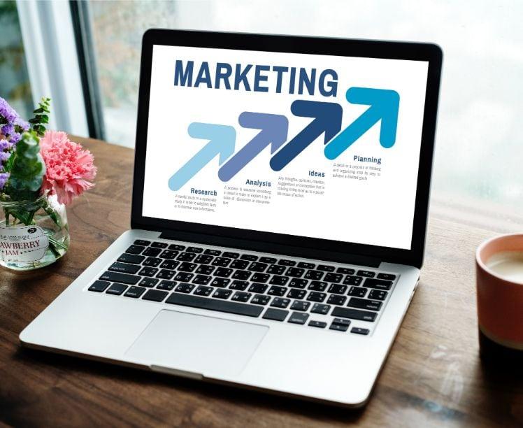 marketing - creare app android