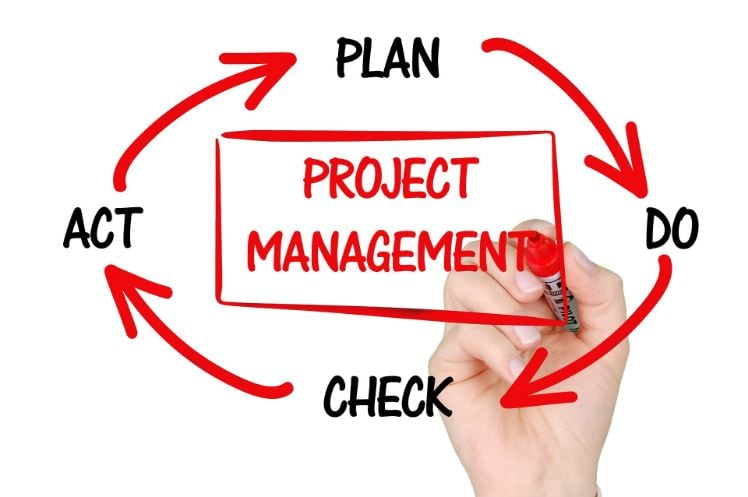 project management - scrum manager - gestione