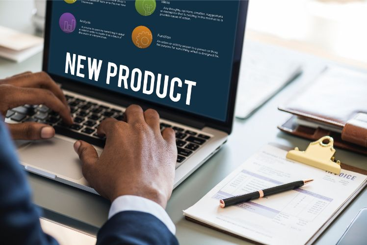 nuovo prodotto - proposta web -sviluppo web