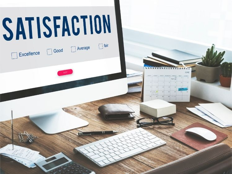 growth hacking - satisfaction - sito web
