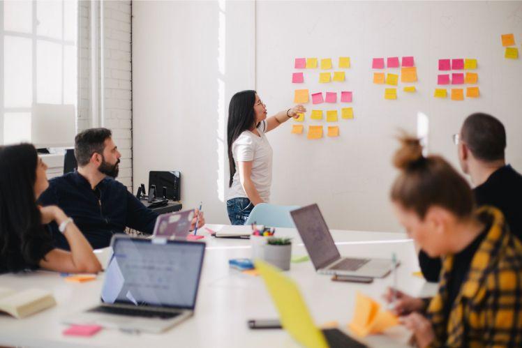 sviluppatore web - remoto - riunione