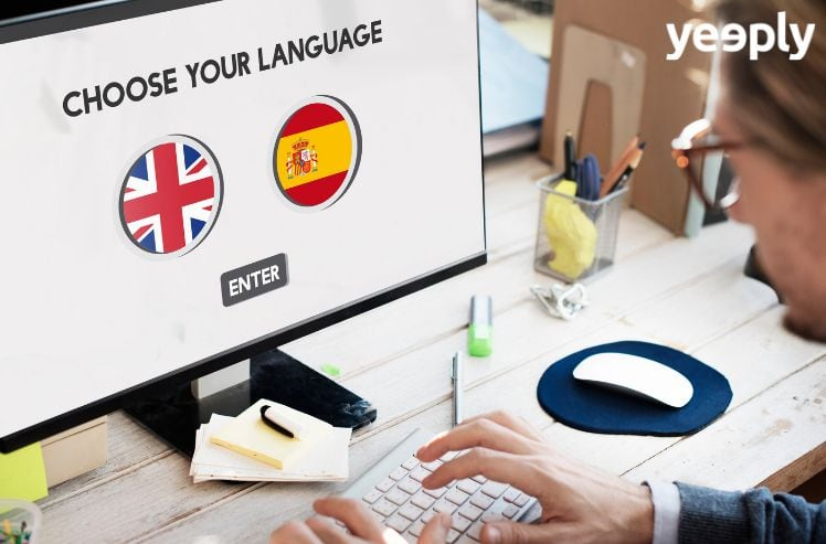 Più che tradurre: come creare un sito web multilingue