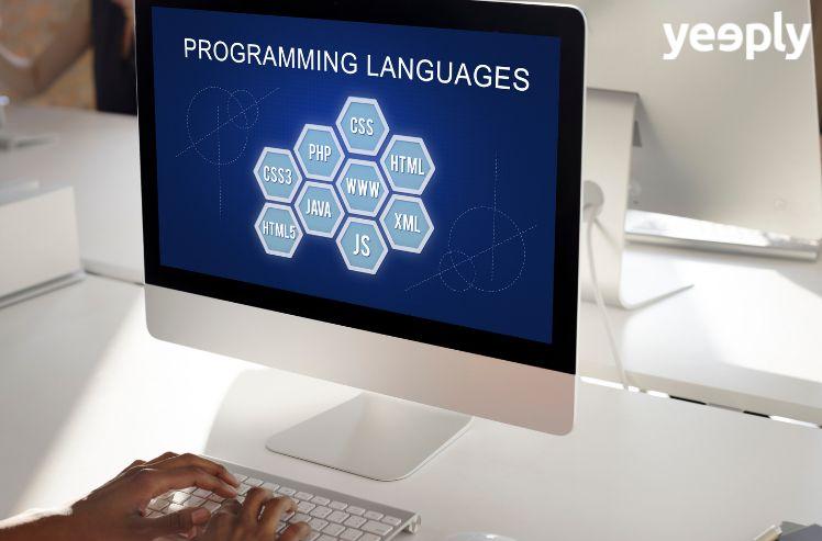 Linguaggi di programmazione più usati a seconda del tipo di sviluppo