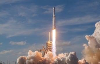 lancio razzo