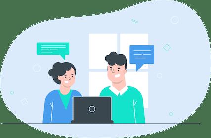 disegno web per grandi imprese