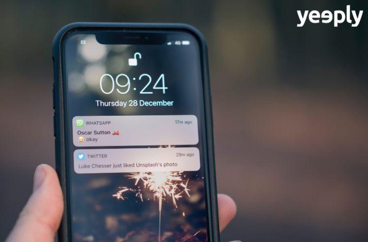 Come massimizzare il valore delle notifiche push nella tua app