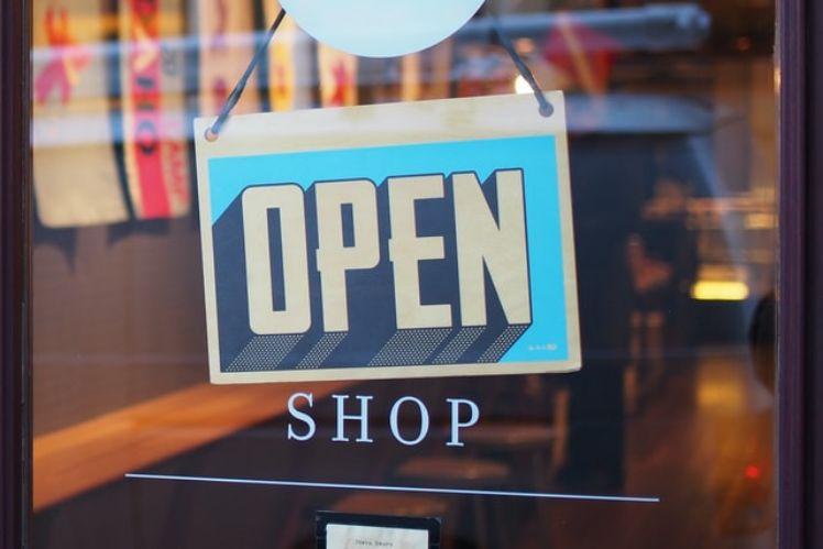 aziendale open shop